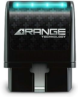Range Technology Plug & Play AFM/DFM Active Fuel Management Disabler for GM Vehicles RA003B (Blue)