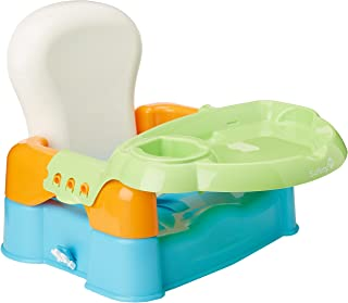 Safety 1st Sit, Snack, and Go Convertible Booster Seat, Brights