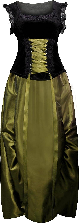 Cykxtees Victorian Valentine Steampunk Gothic Vintage Inspired Women's Top & Skirt
