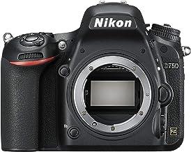 نيكون كاميرا اس ال ار , 24.3 ميجابيكسل , تكبير بصري اخرى وشاشة 3.2 انش - D750