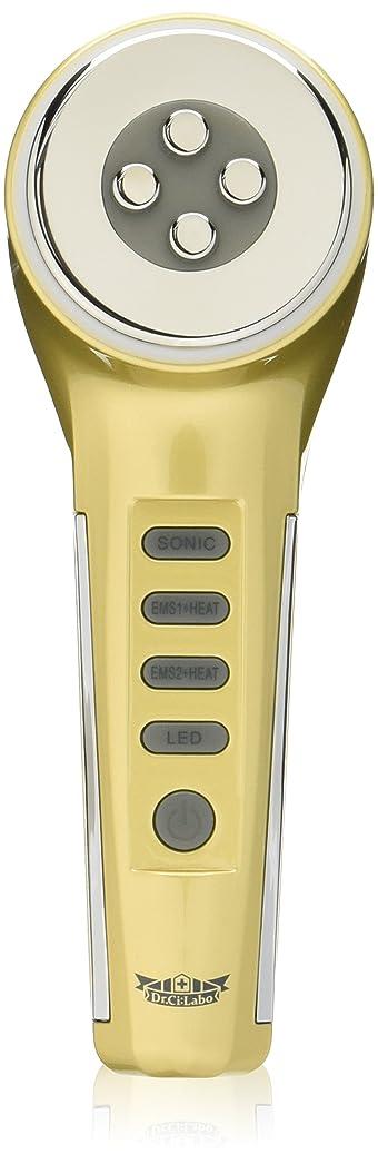 適性飲料愛するドクターシーラボ 多機能超音波美顔器 エステ アップ 4