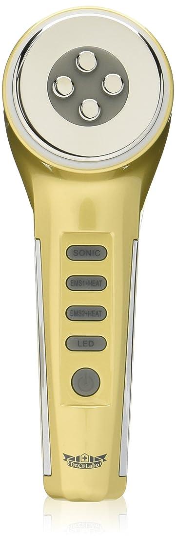 ビザ脚休日ドクターシーラボ 多機能超音波美顔器 エステ アップ 4