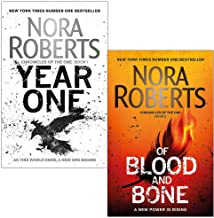 Chronicles of The One Series 2 Books Collection Set By Nora Roberts (Year One, Of Blood and Bone)