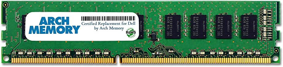 Arch Memory Replacement for Dell SNPYWJTRC/4G A7303660 4 GB 240-Pin DDR3L ECC UDIMM RAM for PowerEdge R210 II