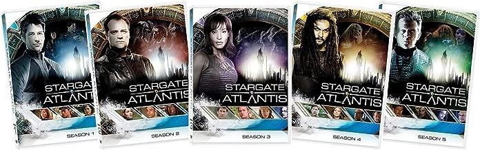 Stargate Atlantis: Seasons 1-5 (5 Pack)