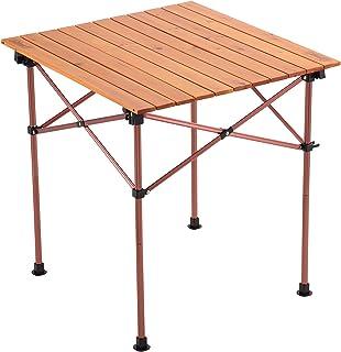 コールマン テーブル ナチュラルウッドロールテーブル ヴィンテージ/65 2000026803