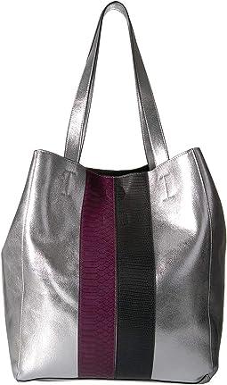Jovie Panel North/South Handbag