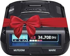 Uniden R3 EXTREME LONG RANGE Laser/Radar Detector, Record Shattering Performance, Built-in GPS w/ Mute Memory, Voice Alert...