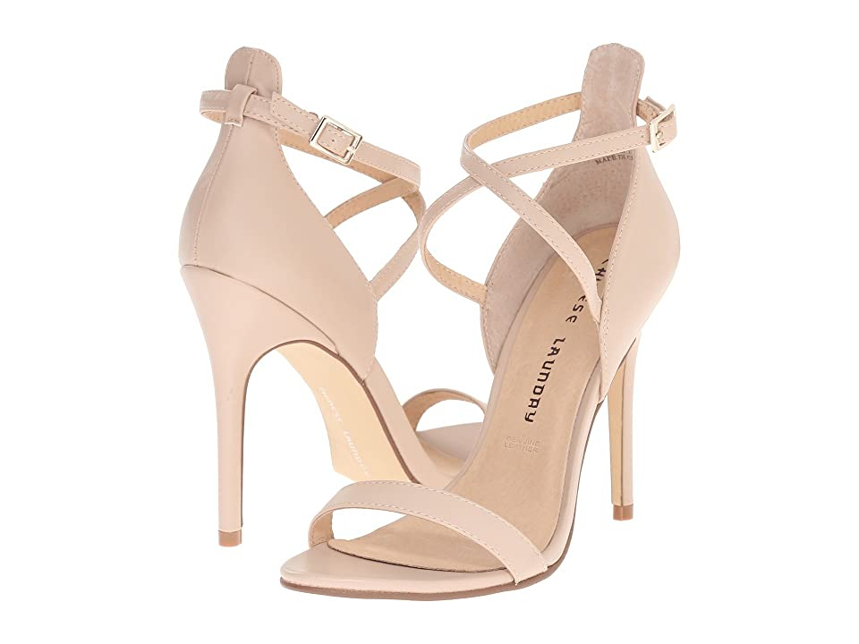 Chinese Laundry Lavelle (Sand Soft Calf) High Heels