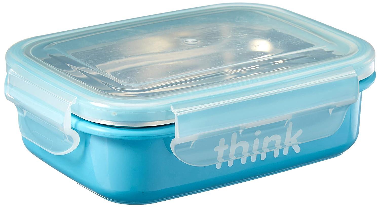 Thinkbaby BPA Free Bento Box (Light Blue)
