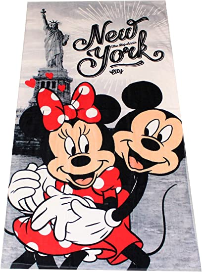 Mickey Mouse Serviette 70x140 cm sauna serviette serviette Disney Mouse