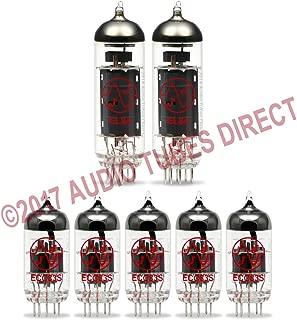JJ Tube Upgrade Kit For Mesa Boogie Studio 22 & Studio 22 Plus Amps EL84 ECC83S
