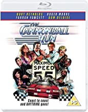 The Cannonball Run Dual Format Region2 Requires a Multi Region Player