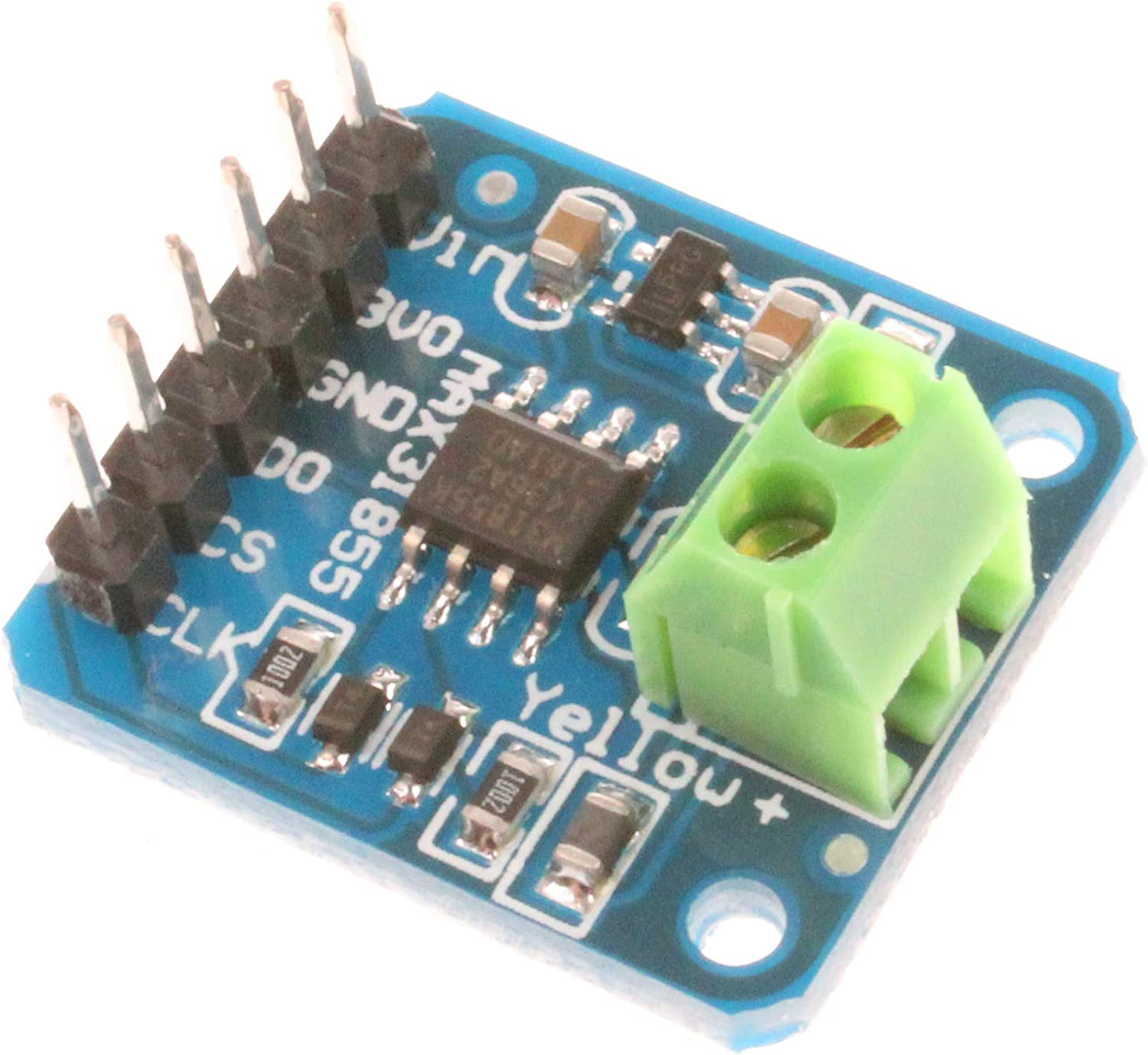 Cheap mail Safety and trust order specialty store NOYITO K-Type Thermocouple MAX31855 Breakout Board