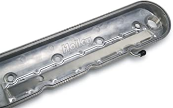 Holley 241-88 Natural Cast Finish Valve Cover