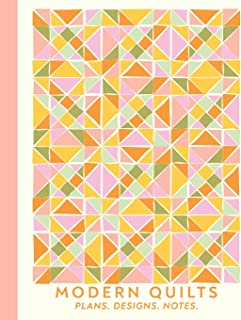 Modern Quilts Plans Designs Notes: 8 x 10