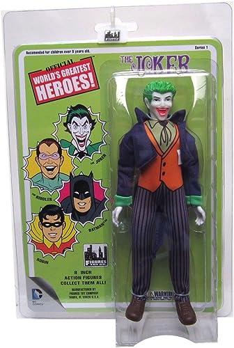 DC Comics Worlds Greatest Heroes The Joker Retro Action Figur