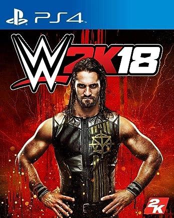 WWE 2K18 by 2K Sport for PlayStation 4 - Region 2