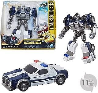 Transformers: Bumblebee - Energon Igniters Nitro Series Barricade