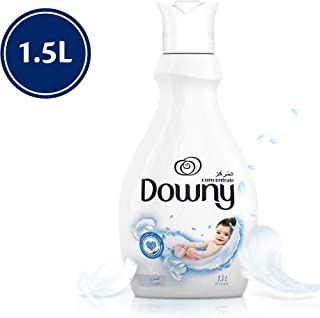 Downy Concentrate Fabric Softener Gentle 1.5 L, Pack of 1