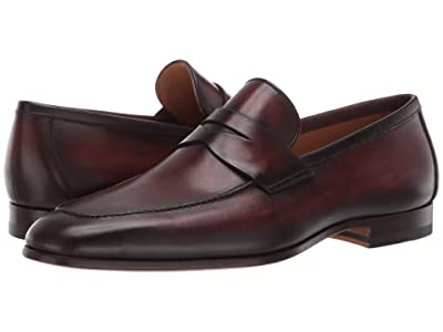 Magnanni Reed (Mid Brown) Men
