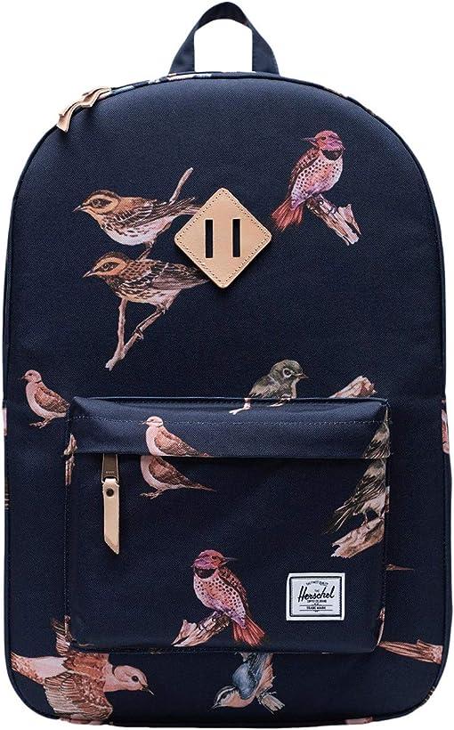 Peacoat Birds