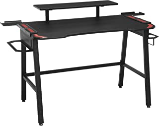 RESPAWN 1010 Gaming Computer Desk, in Red