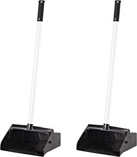 AmazonCommercial Lobby Dustpan - 2-Pack