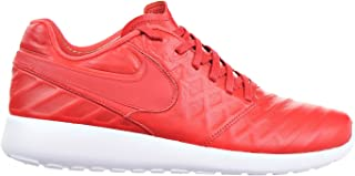 Nike Mens Roshe Tiempo VI QS University Red/White Leather