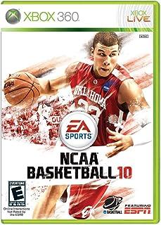 NCAA Basketball 10 - Xbox 360 (Renewed)