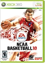 $109 » NCAA Basketball 10 - Xbox 360 (Renewed)