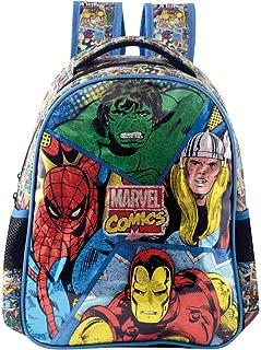 Mochila Escolar, Xeryus, Marvel Comics, 7072