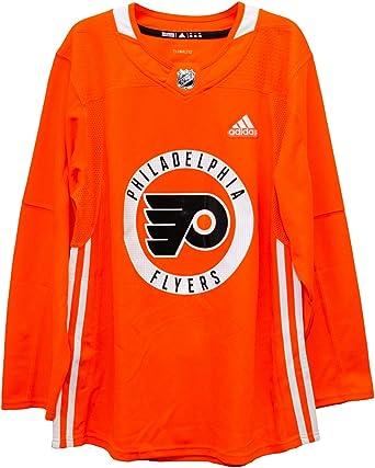 adidas Philadelphia Flyers NHL Men's Climalite Authentic Practice Jersey
