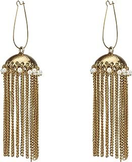Indian Bali Hoops Jhumka Earrings for Girls Jhumki Indian Jewelry for Women Jimmiki Kammal