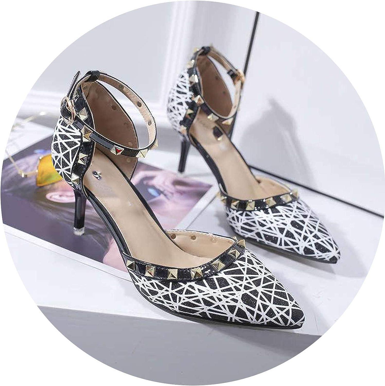 Meiguiyuan New Women Pumps Summer Fashion Sexy Pointed Toe Wedding Party shoes Women