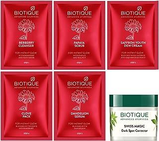 Biotique Bio Party Glow Facial Kit, 65 g