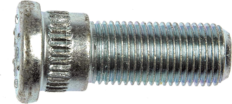 Dorman 610-126 Front 4 years warranty 1 2-20 Serrated Knurl Wheel .625 in. Popular - Stud