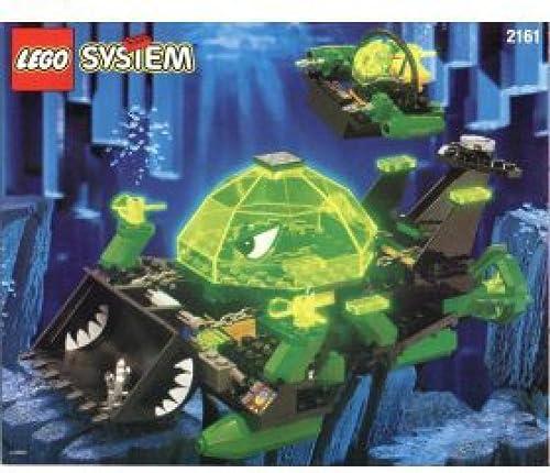Lego Aqua Raiders  Aqua Dozer