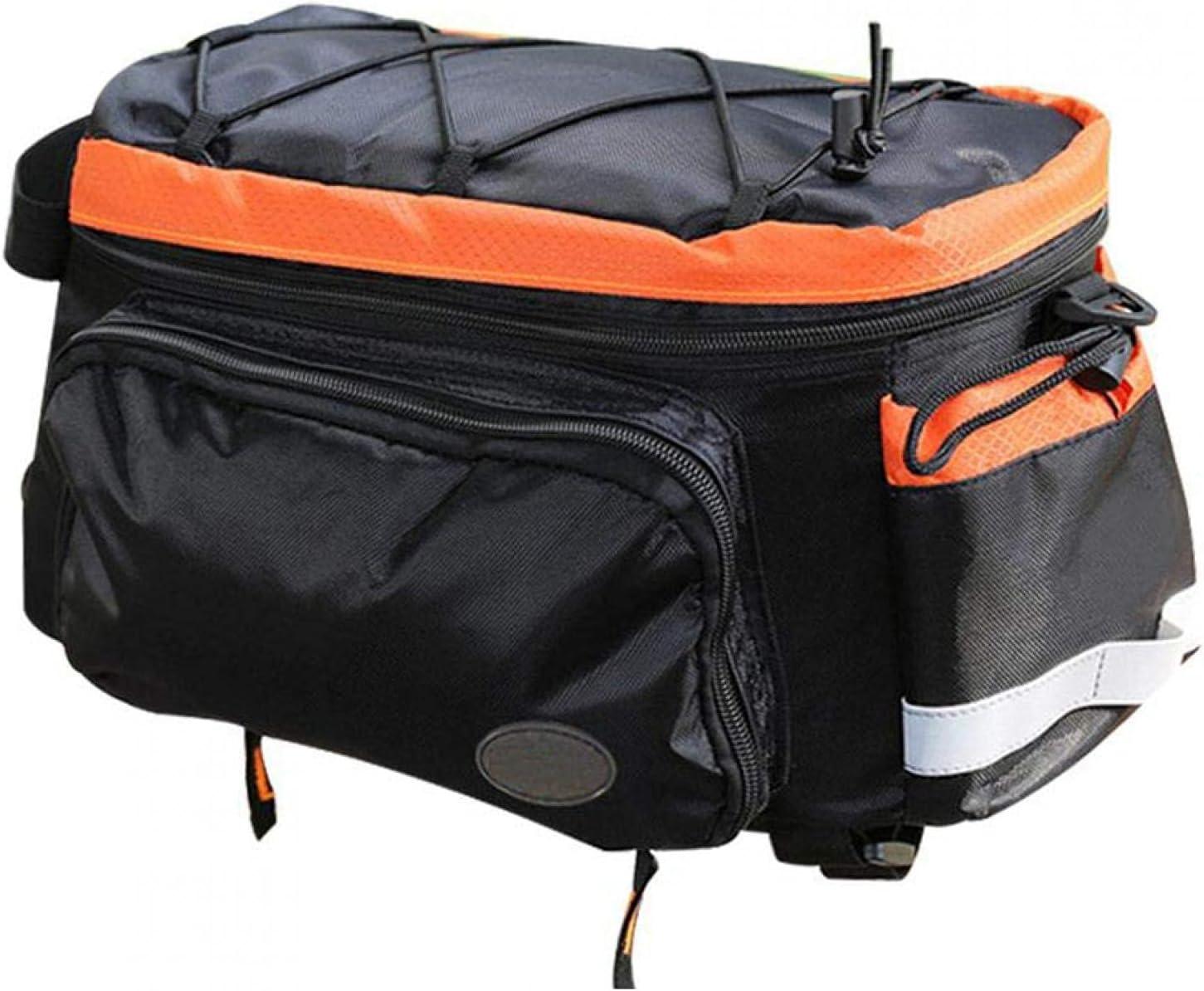 Dallas Mall Yuhoo New Shipping Free Cycling Rear Bag Bike Luggage Pannier Ra Storage