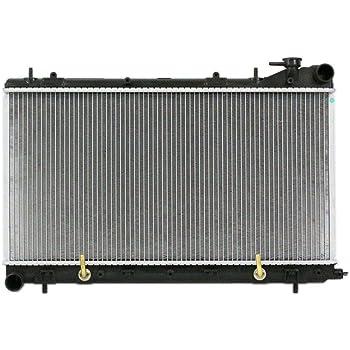 Amazon.com: Klimoto Radiator | fits Subaru Forester 2003-2008 2.5L H4  Non-Turbo | Replaces SU3010649 615343394718 67550179A 2674: AutomotiveAmazon.com
