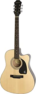Epiphone FT-100CE, Natural