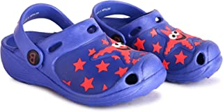 BRISKERS Clogs for Kids Boys and Girls 21020_Blue Clogs