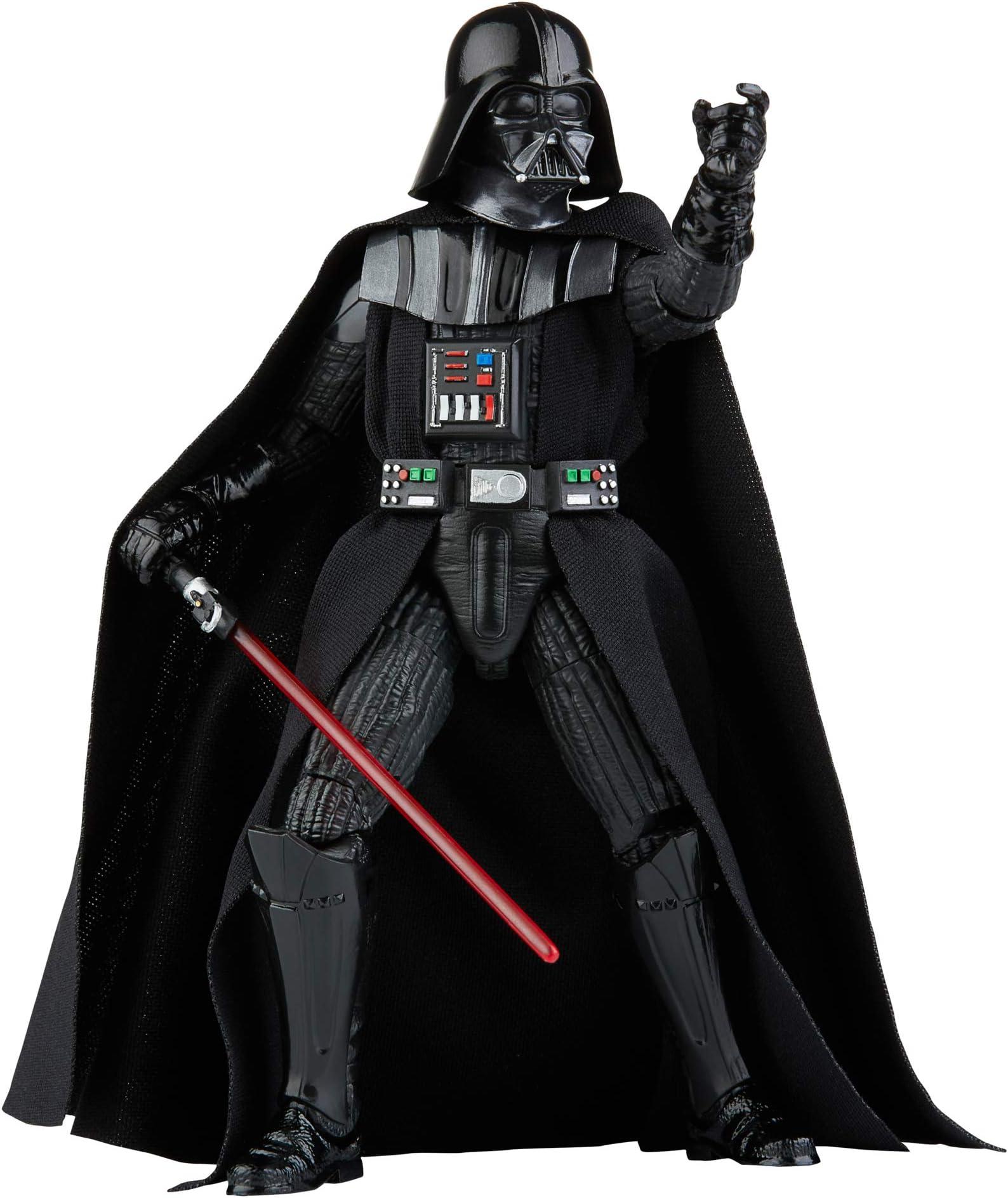 IN HAND Star Wars Black Series Carbonized Darth Vader Amazon 40th Anniversary