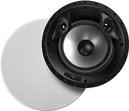 Polk Audio 80F/X-RT in-Ceiling 2-Way Round Surround Speakers - 8