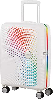 American Tourister Spinner S, Rainbow Dots
