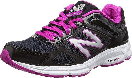 New Balance W460 Running Fitness, Chaussures de sport femme - noir ...