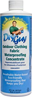 Outdoor Clothing Fabrics Waterproofing (Concentrate)