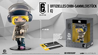 "$31 » Ubisoft Six Collection IQ Chibi 4"" Figurine Figure"