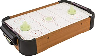FineLife Products Tabletop Glow AIRHOCKEY Game