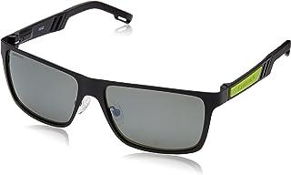 Fastrack UV Protected Wayfarer Men's Sunglasses (|63 millimeters|Grey)